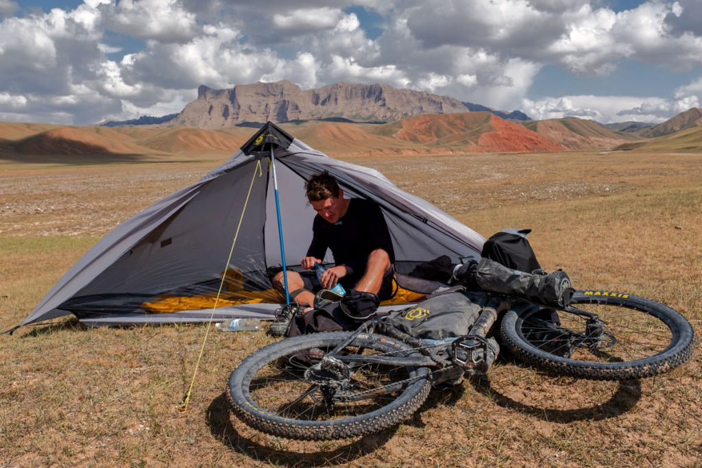 Break in Kyrgyzstan