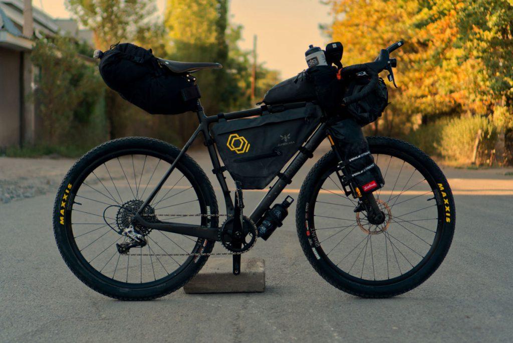 Bike Set Up SRMR