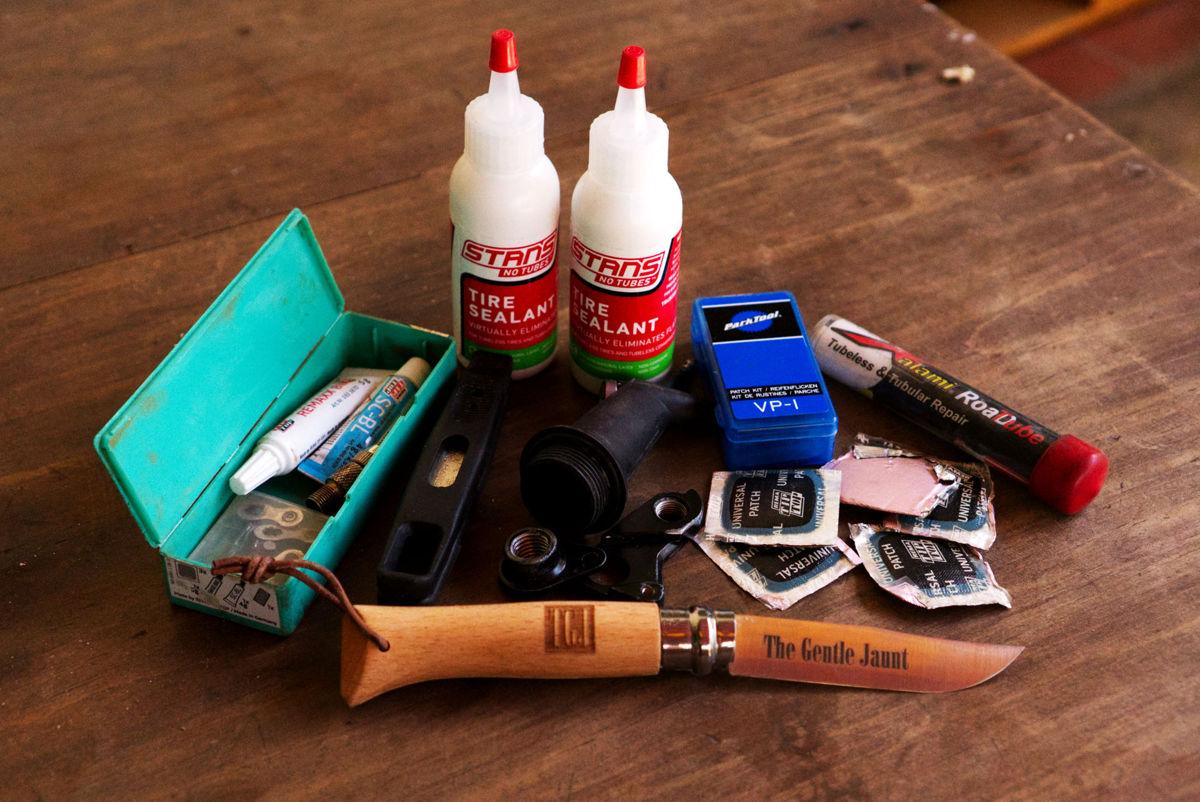 Tool and Repair Kit