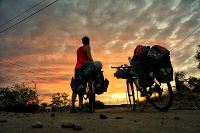 Biketouring in Georgia