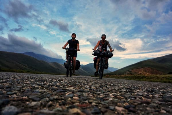 Biketouring in Armenia
