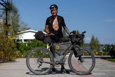 Finisher foto Silk Road Mountain Race