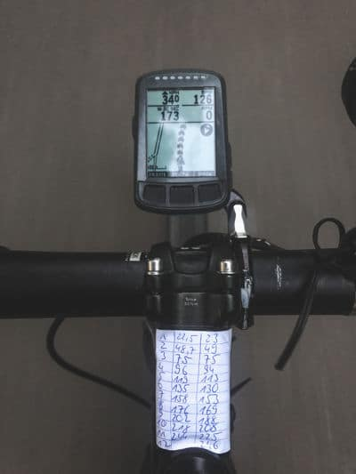 Wahoo Element Bolt with Notices on Stem