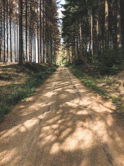 4.000 meters of climbing in the Rheinland-Pfalz route