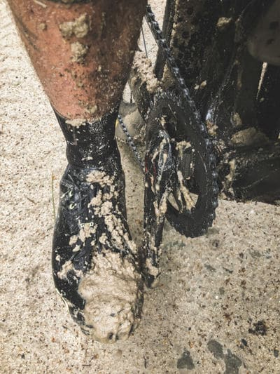 Bad (weather) luck during the Sachsen Orbit