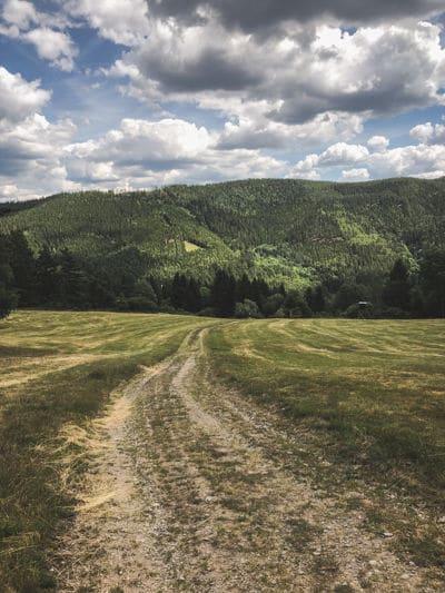 Orbit route in Thüringen